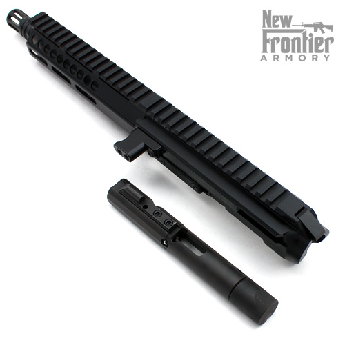 New Frontier Armory 8″ Pistol Caliber Side Charging Complete Upper – 10mm