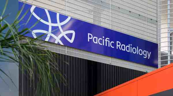 Pacific Radiology - NZ & Australia | Sign Foundry