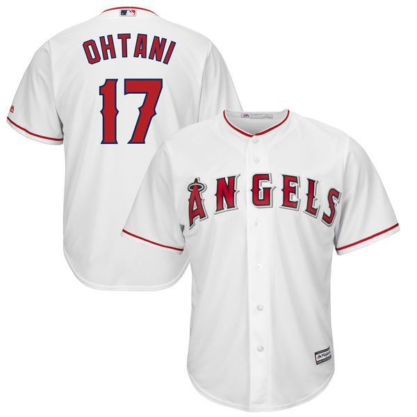 big and tall baseball jerseys, big and tall shohei ohtani jersey