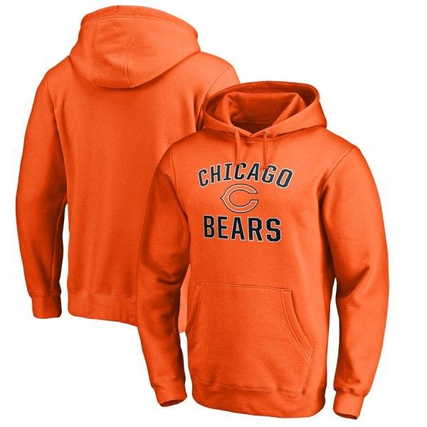 4xl nike hoodie - NFL Chicago Bears