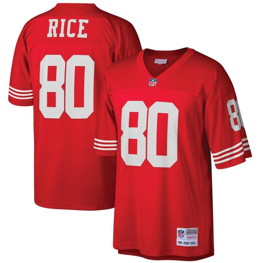 49ers Jerry Rice Throwback Jersey