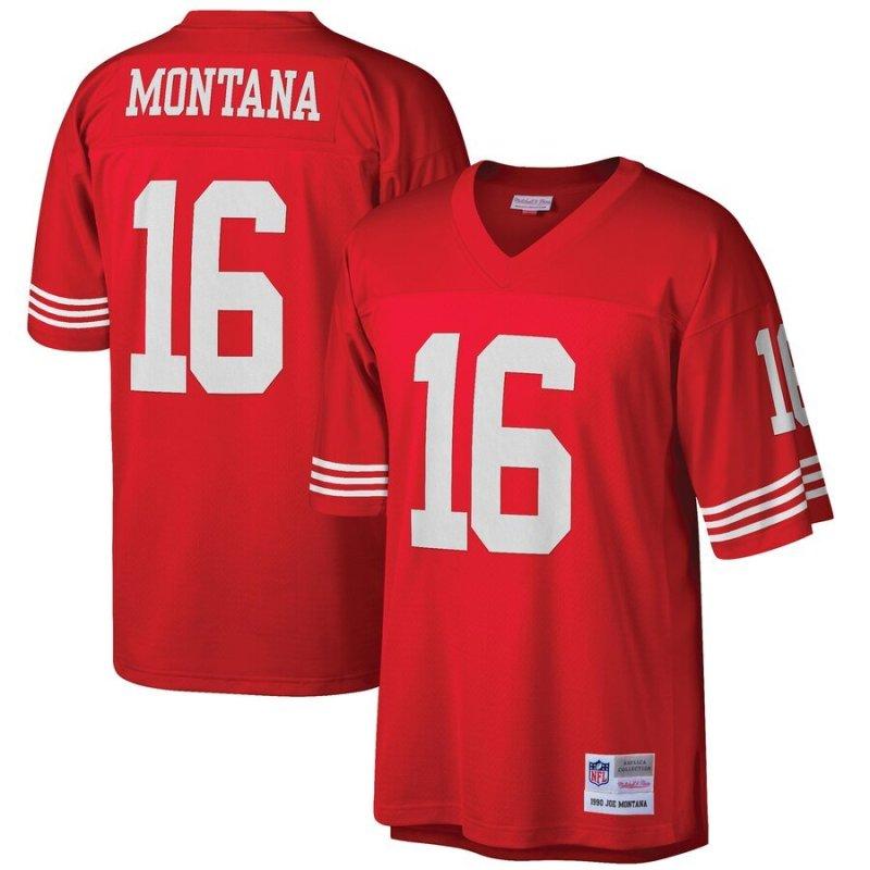 49ers throwback jersey - joe montana