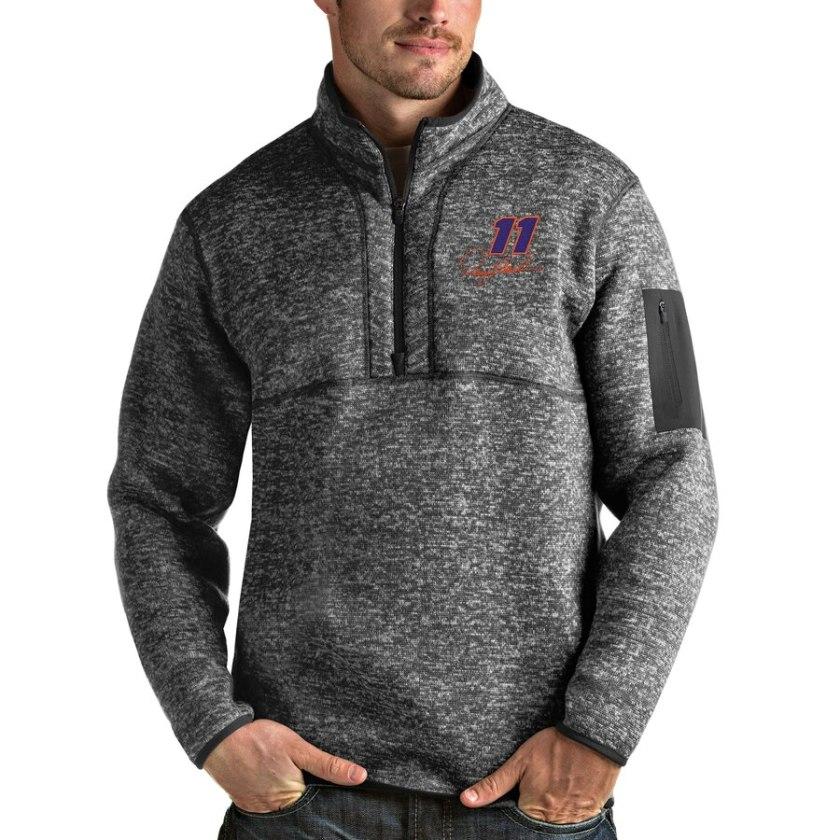 Denny Hamlin Jacket 1/4 Zip Pullover #11