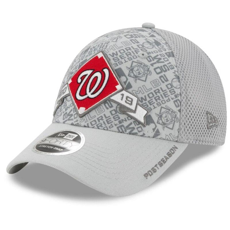 Washington Nationals Playoffs Hat - 2019 NLCS Championship
