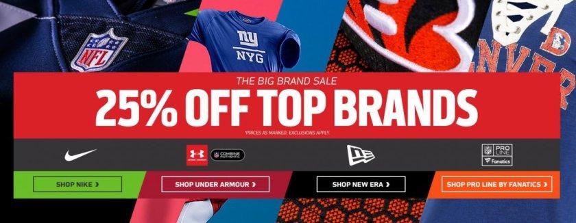 Black Friday NFL Sales & Cheap Discounts