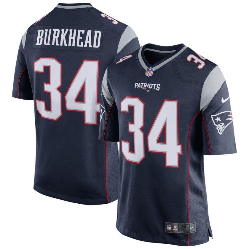 Rex Burkhead Jersey of the Patriots - Nike