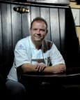 Date:16th October 2014, Picture James Hardisty, (JH1005/67j) The Star Inn, High Street, Harome, near Helsmley, North Yorkshire, has regained its Michelin star status for 2015. Pictured Andrew Pern, chef and owner of the Gastropub.