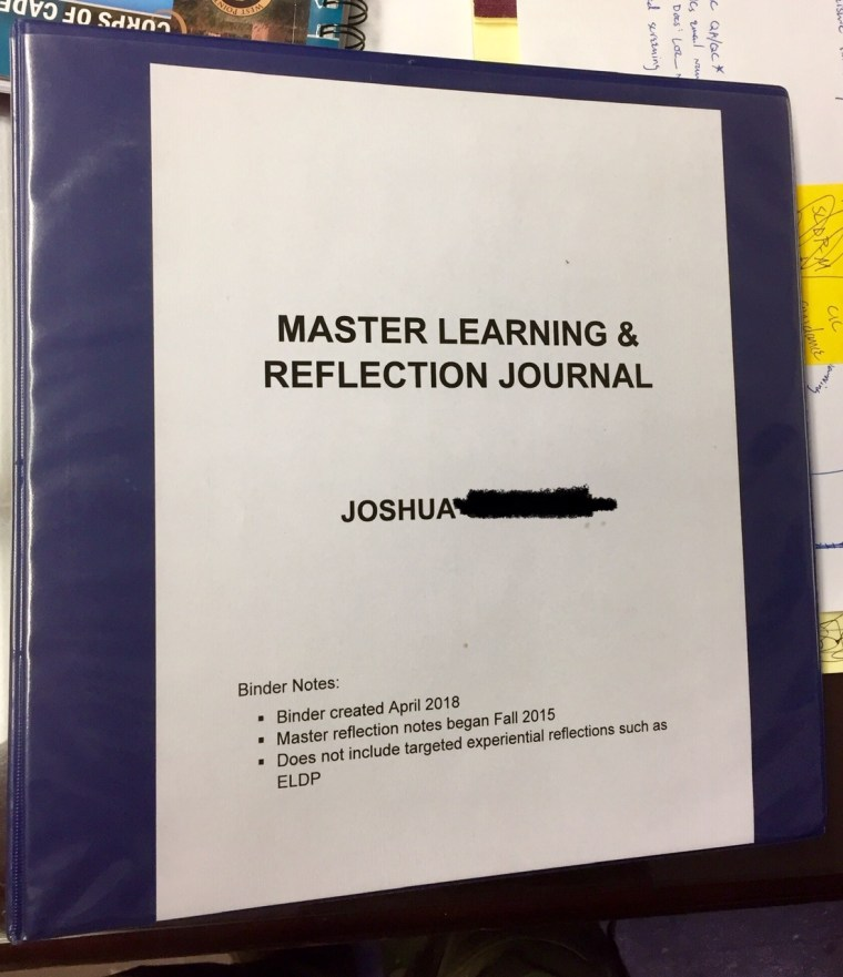 Reflection Binder_1_3x5 Leadership