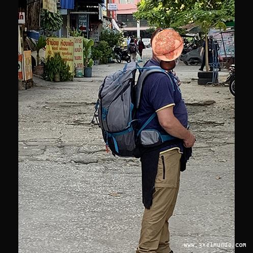 el Sr. Marqués en Chiang Mai