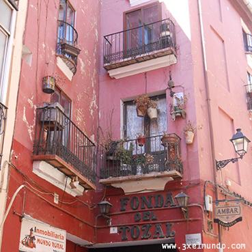 Fonda del Tozal Teruel