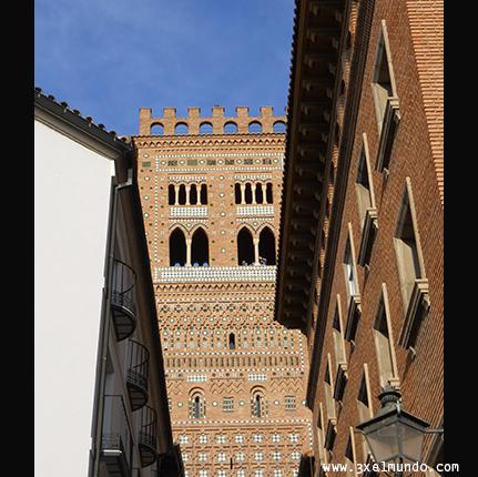 Torre de El Salvador Teruel