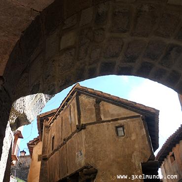 casa de la Julianeta Albarracín