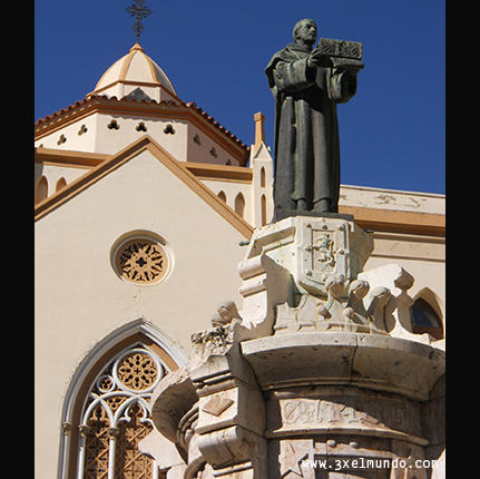 monumento a Francés de Aranda Teruel