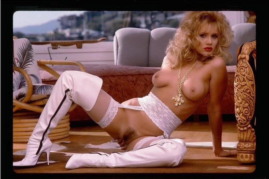 Retro pornó - Brittany Shaw