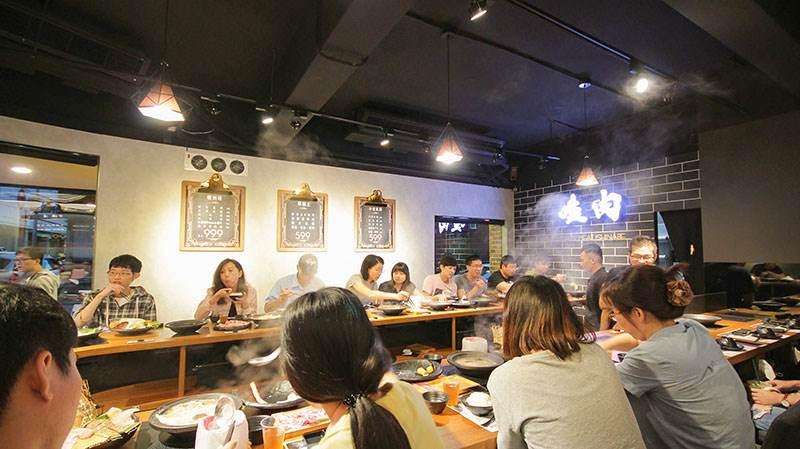 新竹火鍋,金山街美食,嗑肉石鍋