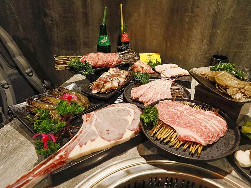 長島燒肉,新竹燒肉,竹北燒肉,調酒