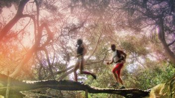TRAIL RUNNING
