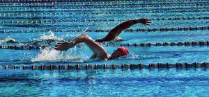 Maties Swimming pool, Stellenbosch