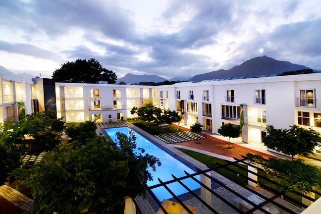 Athletics camp sports hotel Stellenbosch