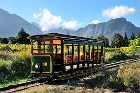 Wine tram