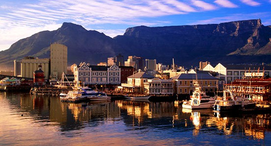 cape town , waterfront