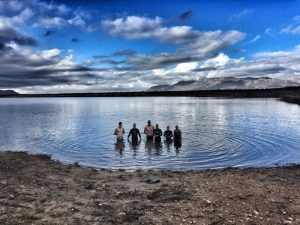 Boschendal Open water swim 9 December