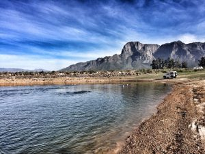 Open water swim Boschendal December 16