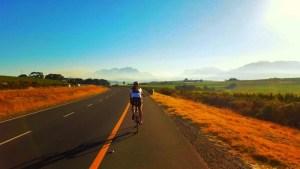 Cycling Stellenbosch Triathlon