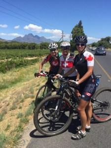 ironman training camp ladies ride
