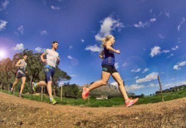 Running Stellenbosch