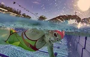 3YO Training camps swimming