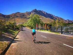 Triathlon training camp Stellenbosch
