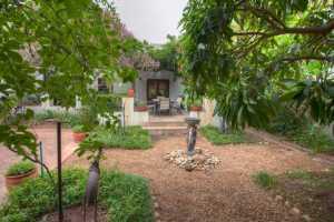 Stellenbosch camp villa