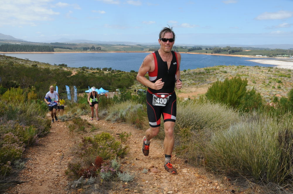 Xterra run Stellenbosch