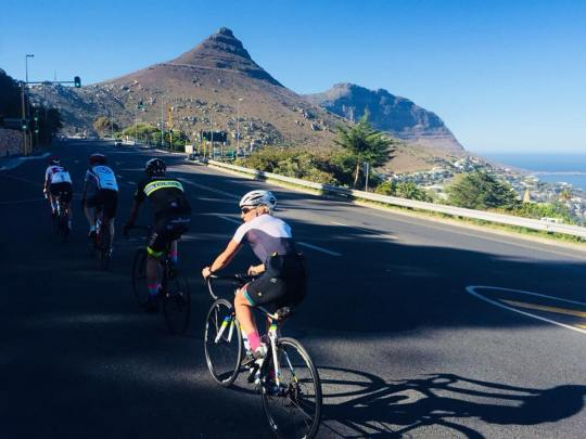 cycling camps