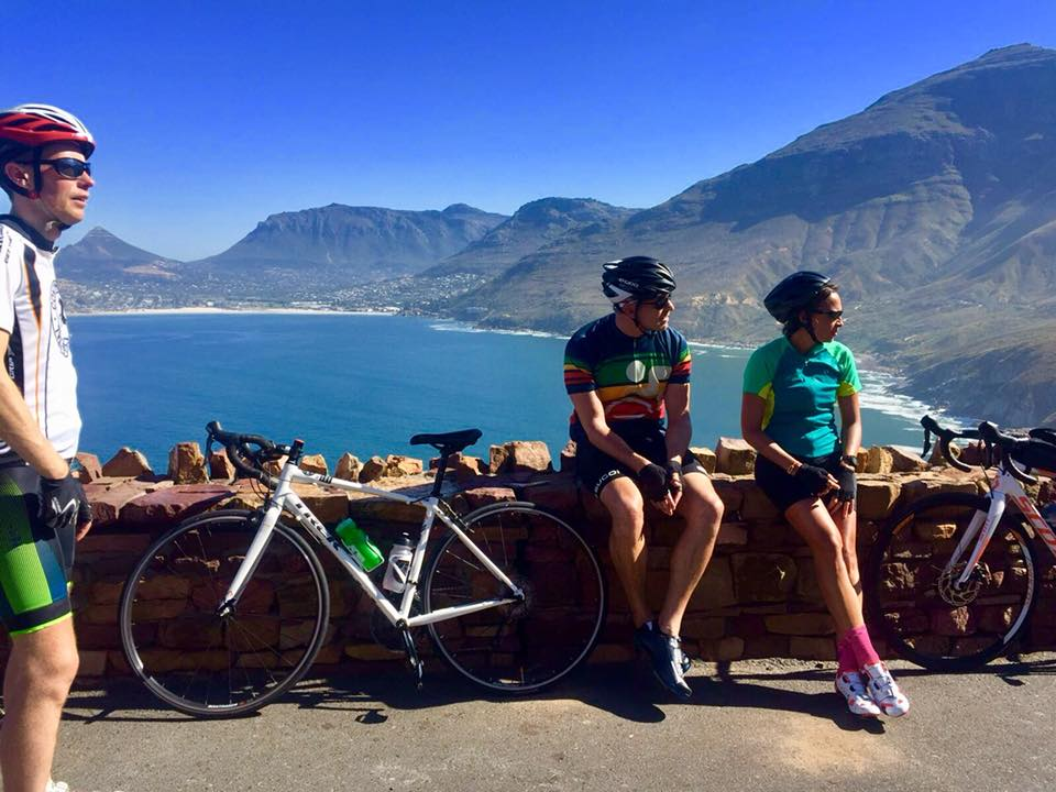 Cape peninsular ride