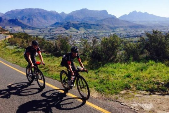 CAPE WINELANDS CYCLE TOUR