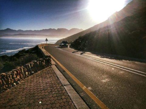 False bay cycle tour