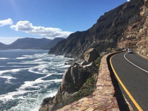 Chapman's Peak cycle tour