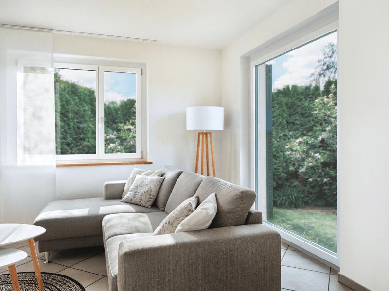 Fensterrenovation, neue Fenster für mehr Licht und Wohnkomfort