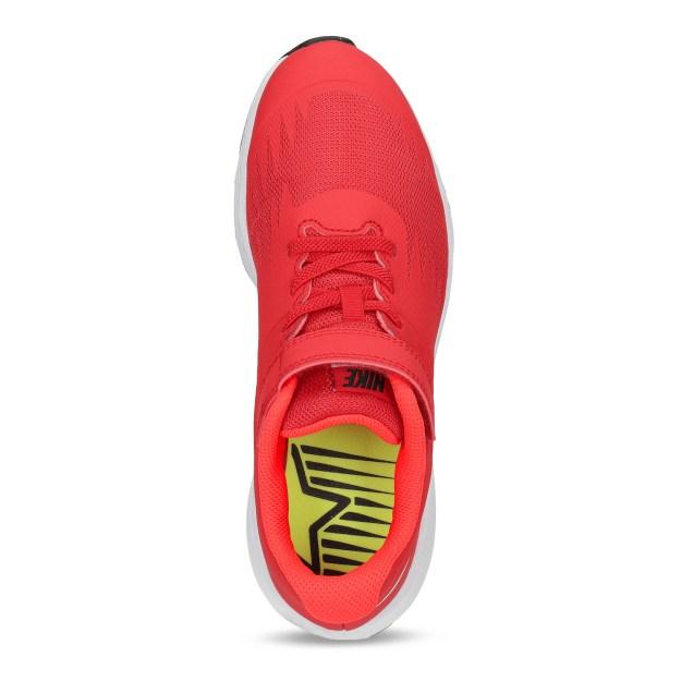 Tyto dětské tenisky Nike z vašich dětí udělají hvězdy dětských hřišť.  Výrazně červený svršek pomocí perforace tvoří zajímavý vzor a je zdobený  typickým ... 1ca8f25b9fe