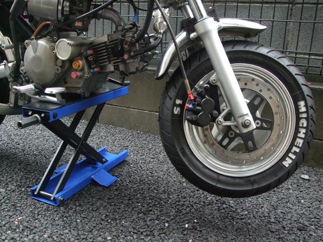 バイク用ジャッキ