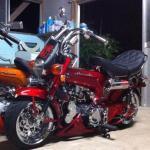 ダックス(DAX)カスタム ベース車両:ダックス(DAX) 排気量:124cc ポン付けカスタム