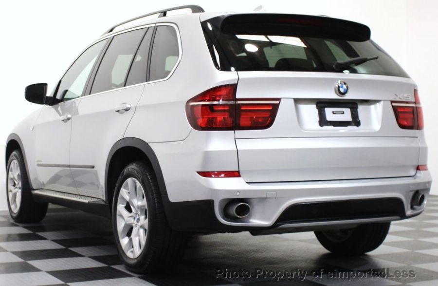 2013 Used BMW X5 CERTIFIED X5 xDRIVE35d DIESEL AWD SUV ...