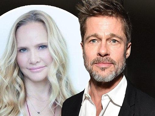 Брэд Питт нашел замену Анджелине Джоли и она духовная
