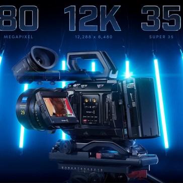 Blackmagic announces 40% price reduction for URSA Mini Pro 12K camera, plus DaVinci Resolve 17.3