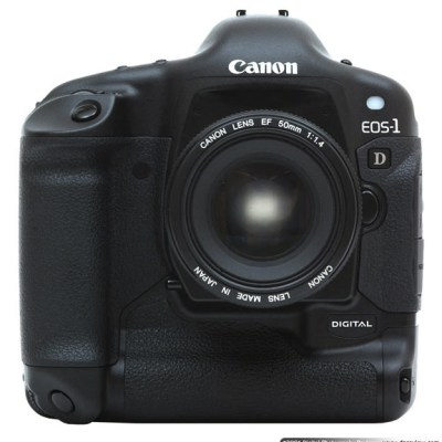 Video: How do images from Canon's EOS-1D look nearly 20 years after its release?