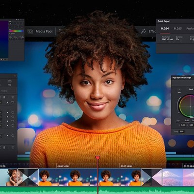 Blackmagic Design adds Apple M1 support to DaVinci Resolve 17 and Fusion 17 apps