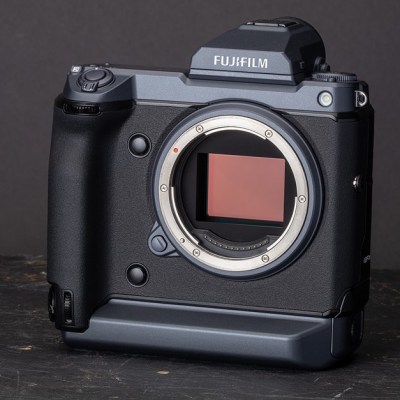 Fujifilm says major 4.00 firmware update for the GFX 100 will arrive in June