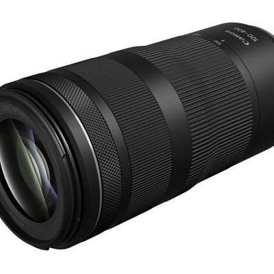 Canon goes far and wide with new RF 100-400mm F5.6-8 and 16mm F2.8 lenses